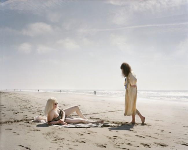Gail and Dale Ocean Beach 2007