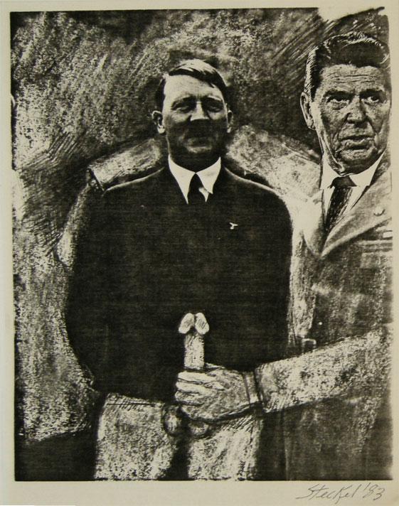 Hitler-Reagan