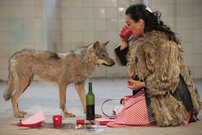 Pilar_Albarracin,_She-Wolf,_2006