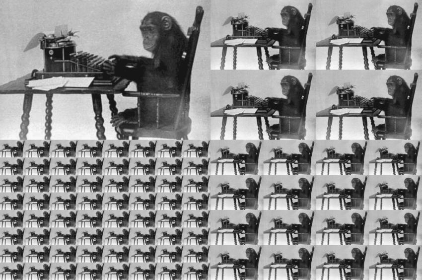 infinite-monkeys