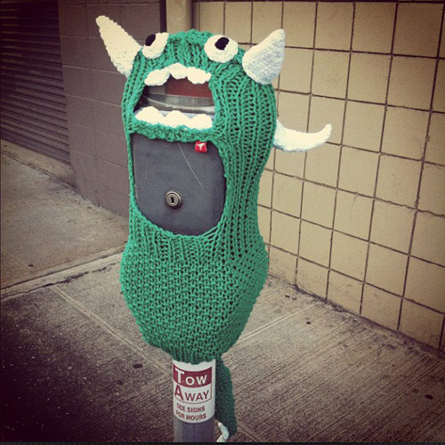 yarn bomb meter