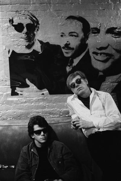 Andy Warhol, Lou Reed