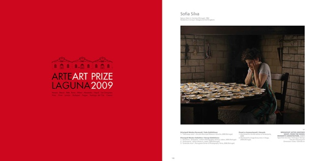 'Art Laguna Prize', 2009.