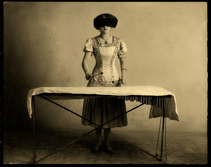 PetArtsCntr-Girl@xylophoneAug5-Sept182011c.1920