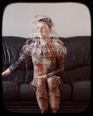 © Sofia Silva, 'self-portrait at work', 2011