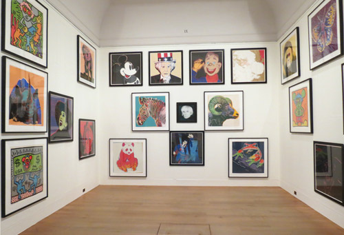 Dulwich-Warhol-Endandered-Specia-Myths-portfolios