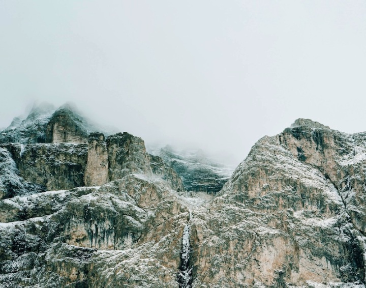 Passo Sella, Italy from the series New Mountains, 2012