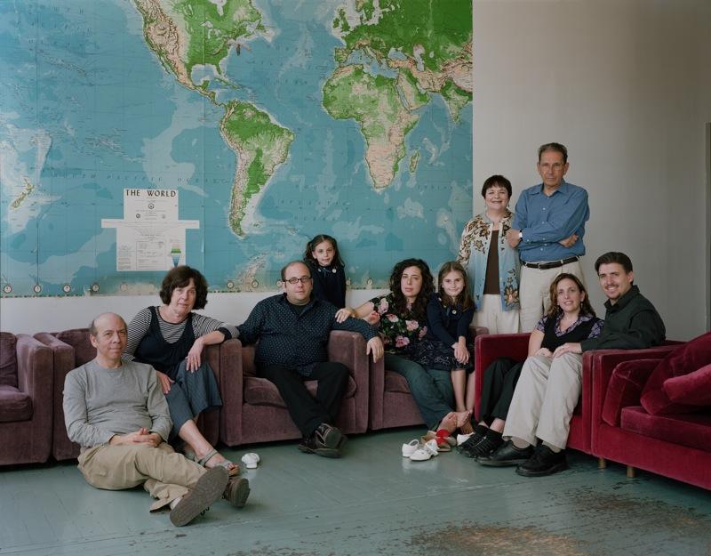 The Felsenfeld, Gold Families, Philadelphia, 2007