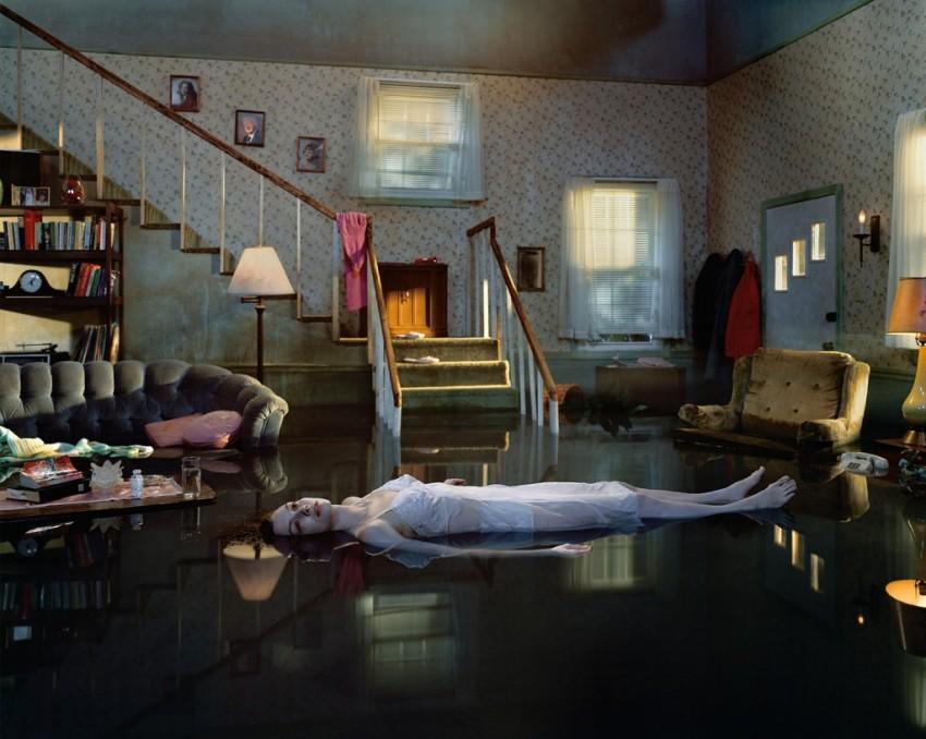 Untitled (Ophelia), 2001