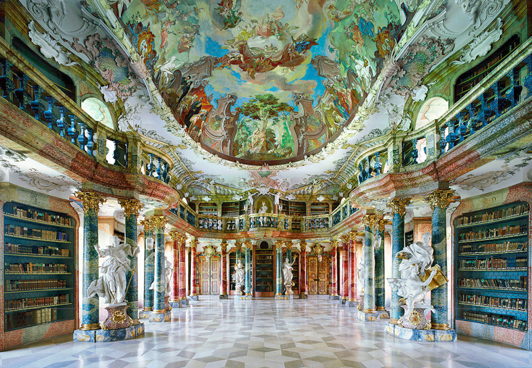 Wiblingen-Abbey, Germany