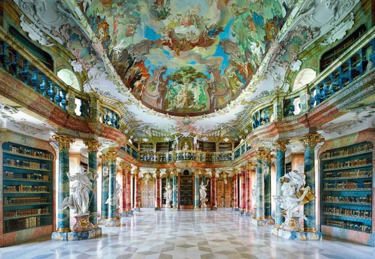 Wiblingen-Abbey, Germany