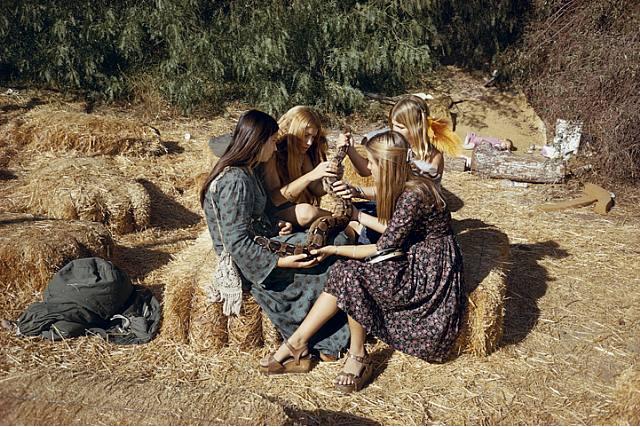 Topanga Canyon, California  1974 - Mitch Epstein