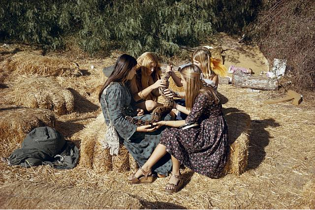 Topanga Canyon, California  1974 - Mitch Epstein
