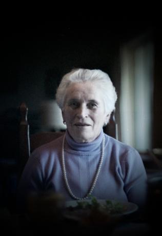 portrait aunt