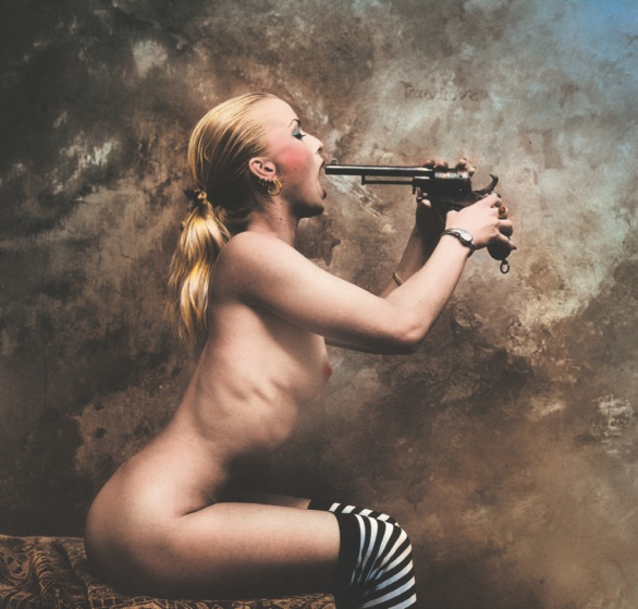 photograph by Jan Saudek