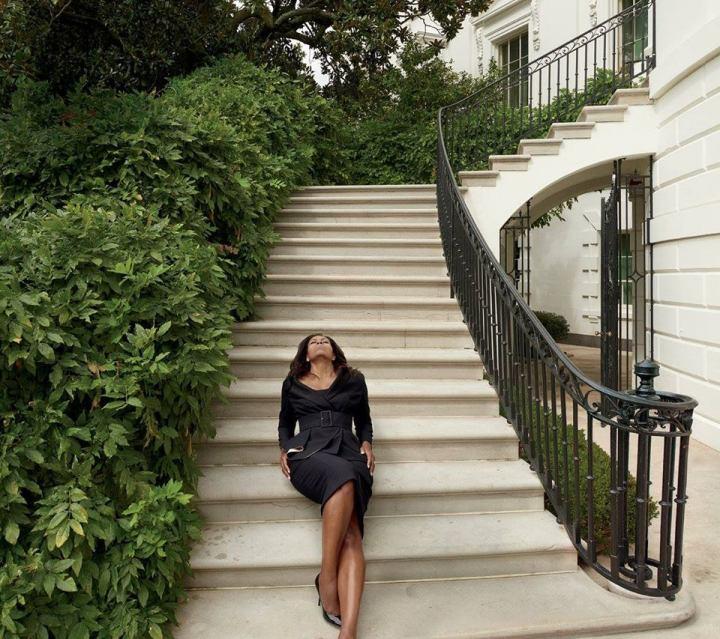Annie Leibovits, Michelle Obama