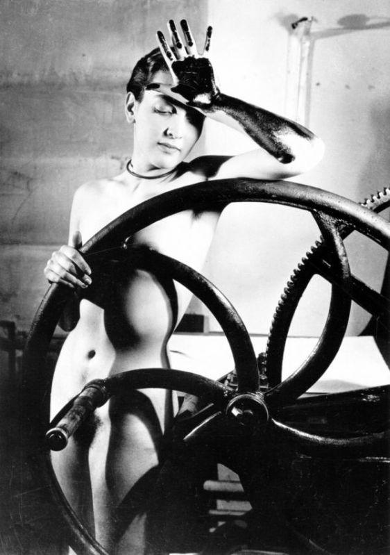 © Man Ray , 'Erotique-Voilée', 1933.