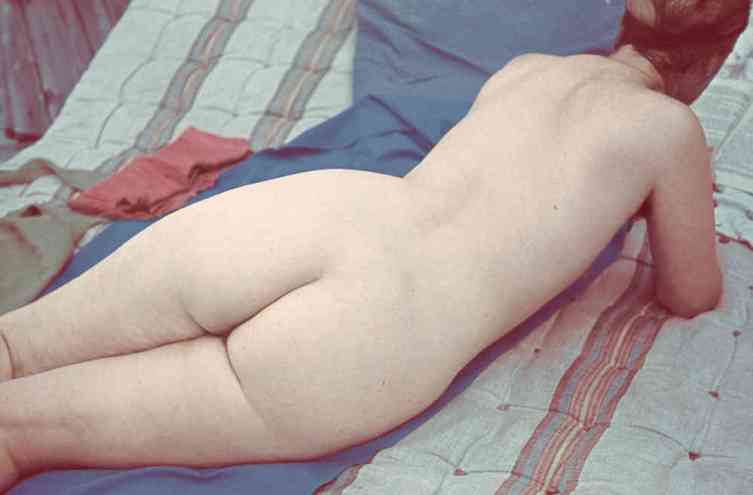 © Alfons Walde, Agfacolor transparency, c. 1940.