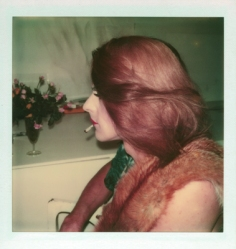 © Ulay, 'SHE', 1973.