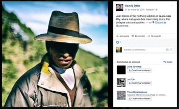 "© Daniele Volpe. Daniele says: ""I took the picture of man with hat in a remote mountainous region of north Guatemala, not in a Guatemala City's slum as Datta said. He is a genocide survivor and this picture is part of a short coverage I did in 2010 (http://www.danielevolpe.com/?page_id=360)."""