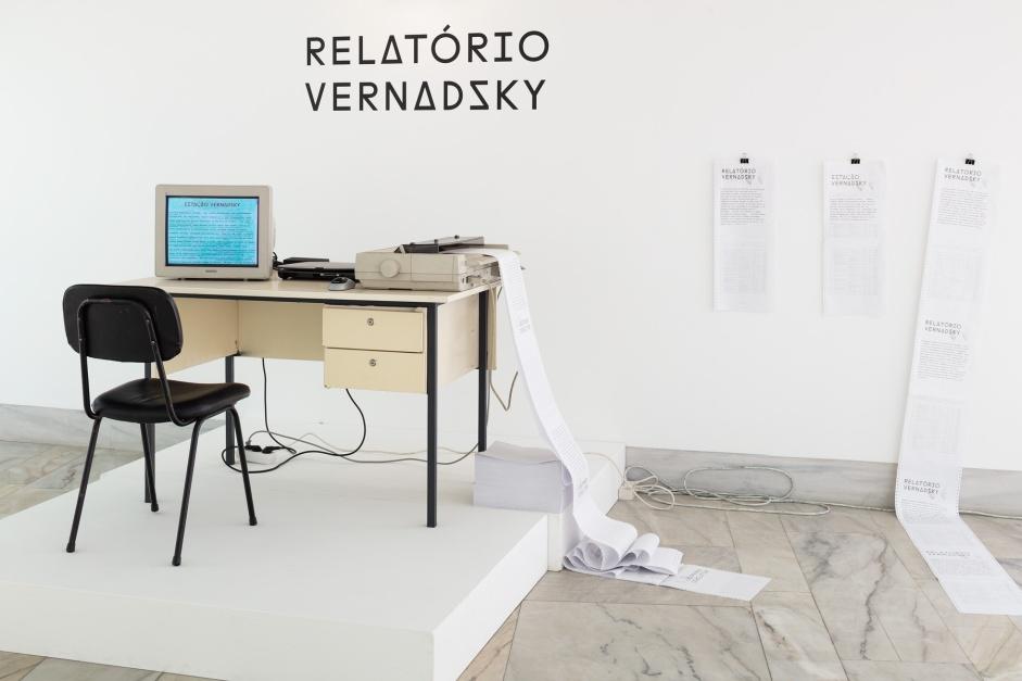 Ana Teresa Ascensão & Nuno Bengalito @ Centro de Artes, Sines.