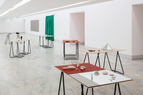 Susana Gaudêncio, 'In a place called lost, strange things are found', @ Centro de Artes, Sines.