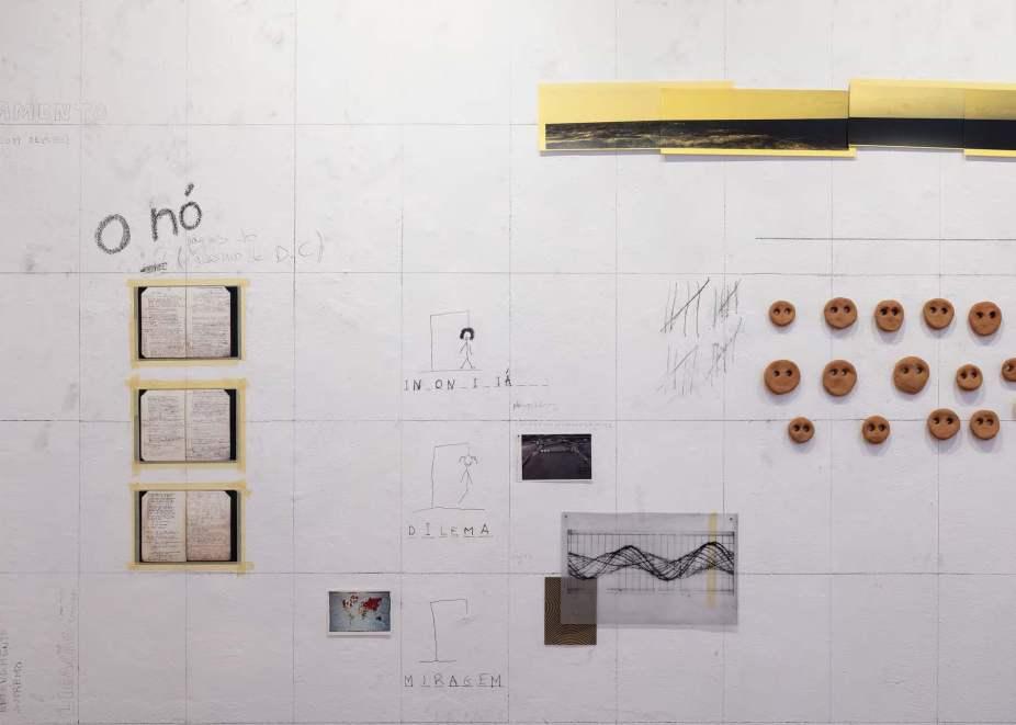 ODE À MEGALOMANIA, installation by Soraya Vasconcelos @ Centro Emmerico Nunes, Sines.