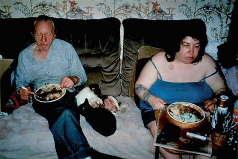 © Richard Billingham, Untited, 1995.