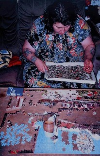 © Richard Billingham, Untited, 1994.